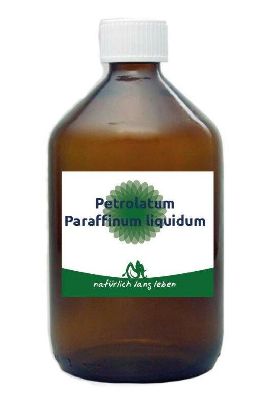 Paraffinum perliquidum