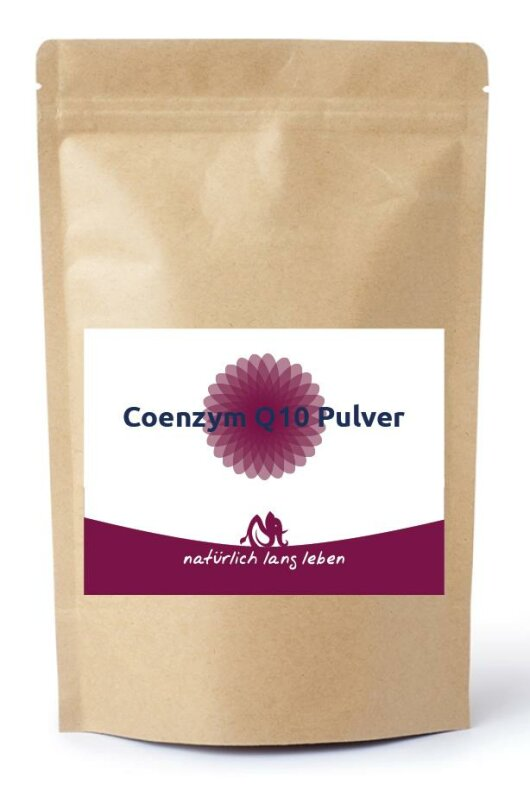 Coenzym Q10 100 mg Pulver 100 g Image
